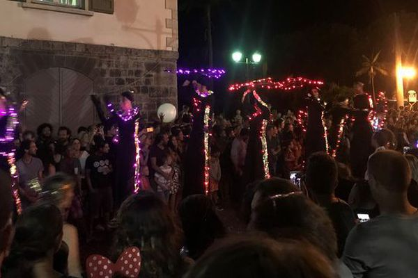 Fet dann somin 2018 Leu Tempo Festival