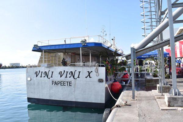 bateau / armement Vini Vini