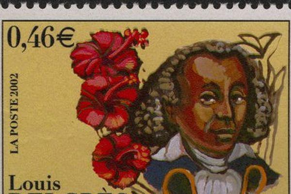 Un timbre à l'effigie de Délgrès