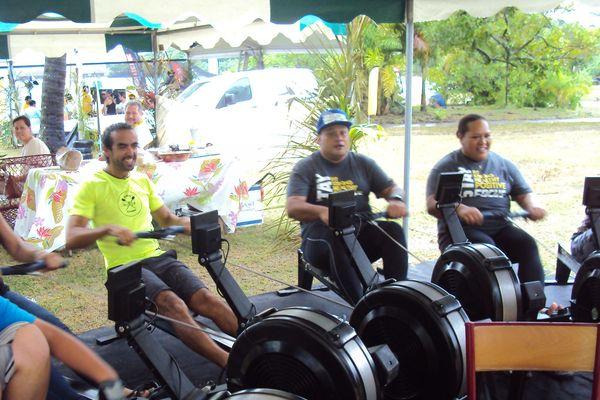 aviron marathon polynésie 1ère