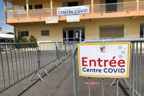 Saint-André ouvre son centre ambulatoire dédié aux patients Covid