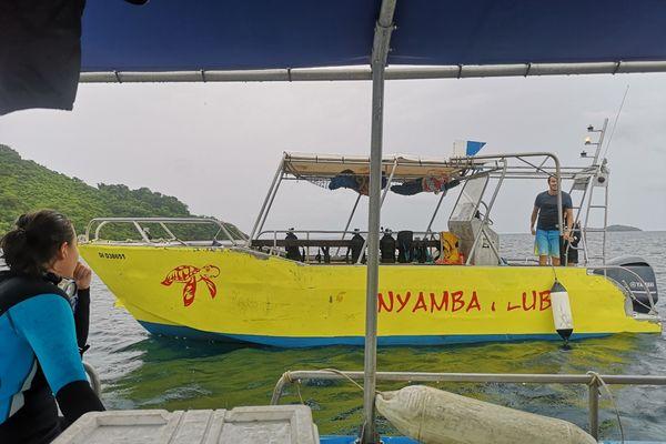 Les clubs de plongée de Mayotte ont participé à l'opération