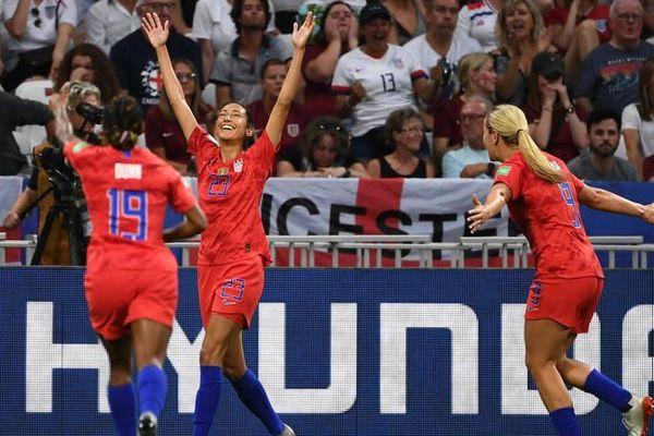 Mondial féminin 2019 : USA