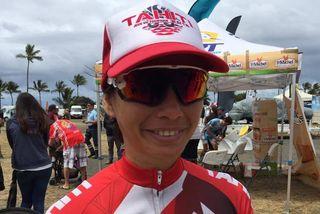 Le critérium, 3ème étape du Tour cycliste, remporté par Taruia Krainer