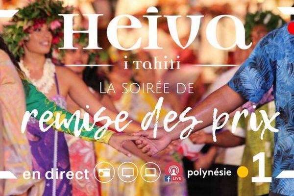 Heiva : la soirée de remise des prix en direct
