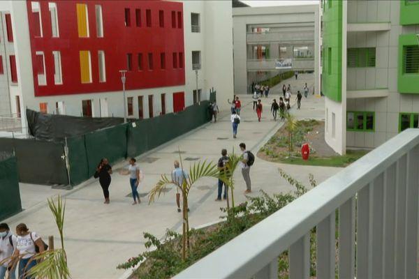 Le nouveau lycée Baimbridge