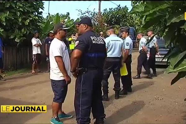 Douze familles frappées d'expulsion à Punaauia