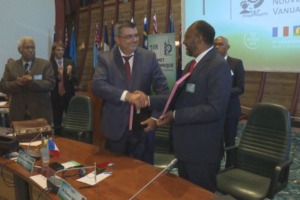 Sommet économique Vanuatu NC