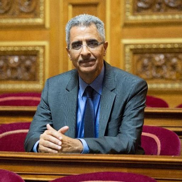 Antoine Karam au Sénat