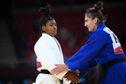 JO 2021 : la judoka guadeloupéenne Sarah-Léonie Cysique battue en finale et médaillée d'argent