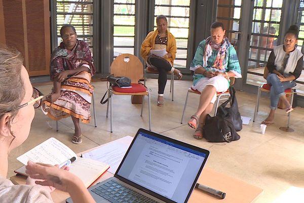 Séminaire UFFO droit des femmes, 3 août 2019