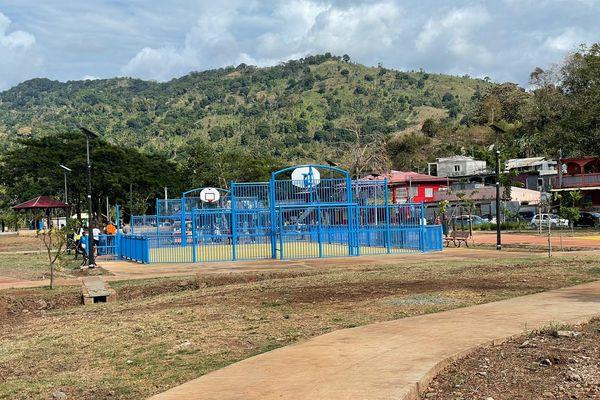 Inauguration Parc Amina Oili Tsoundzou 1