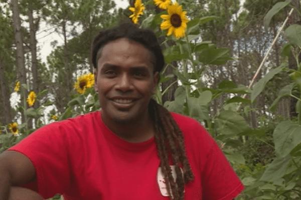 Guillaume Vama et son projet d'agroforesterie à l'île des Pins