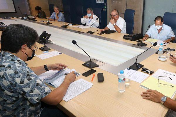 conseil administration ATN Air tahiti nui