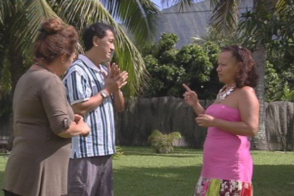 Papara : Christelle Lehartel et Putaì Taae peut-être sur une liste commune