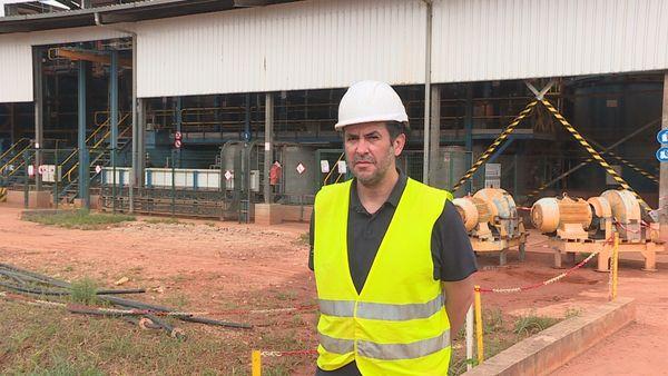 Guillaume Leclerc, directeur en Guyane d'AMG