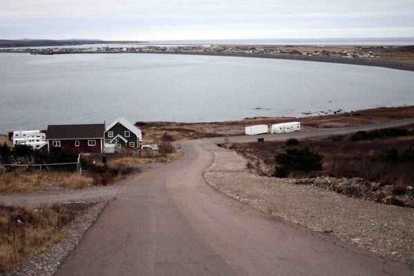 Vue de Miquelon