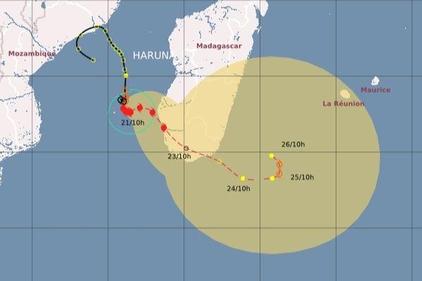 Haruna est à 250 km de Tuléar