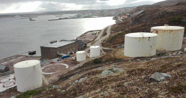 Réservoirs hydrocarbures