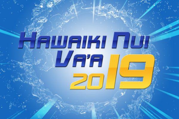 Hawaiki Nui Va'a 2019