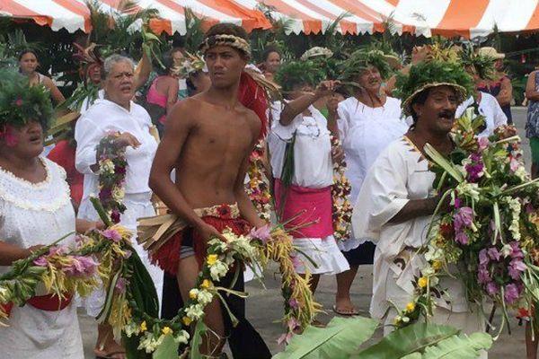 Polynésie : la pirogue