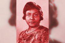 La grande figure de la culture Martiniquaise, Paulette Nardal (1896 /1985).