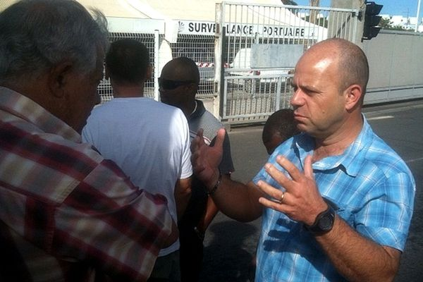 Le Port : Alain Cadet