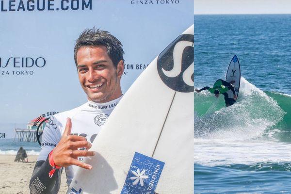 US Open de surf : deux Tahitiens qualifiés pour le 2e round