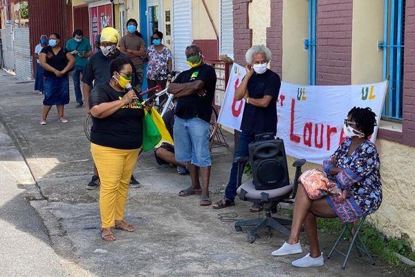 Faible mobilisation à Saint-Laurent le 21 juillet