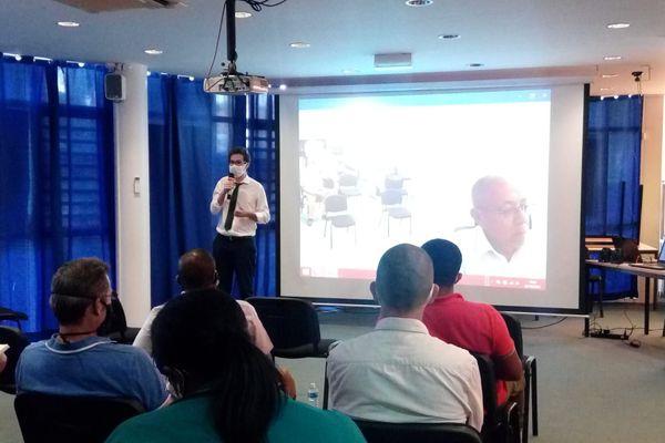 Présentation du Plan de Relance aux entreprises et aux socio-professionnels de Mayotte