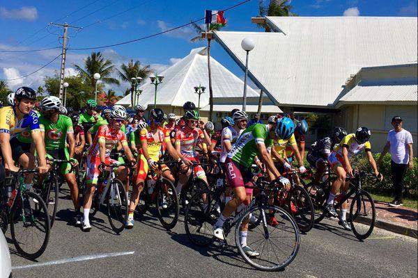 Tour cycliste 2018
