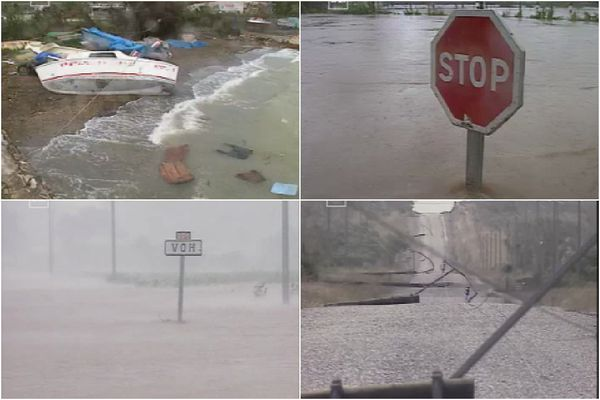 Cyclone Béti en Nouvelle-Calédonie
