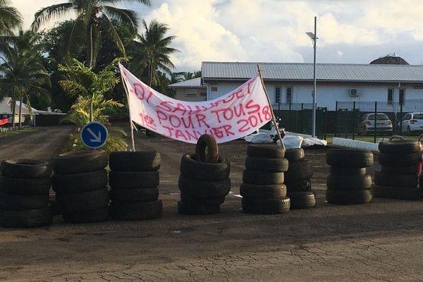 grève adsup barrages