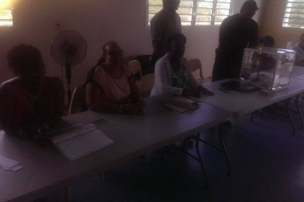 Elections à Baie-Mahault