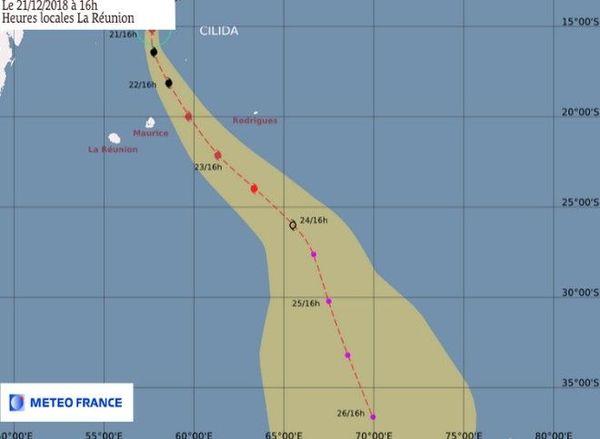 Cyclone CILIDA 16h 211218