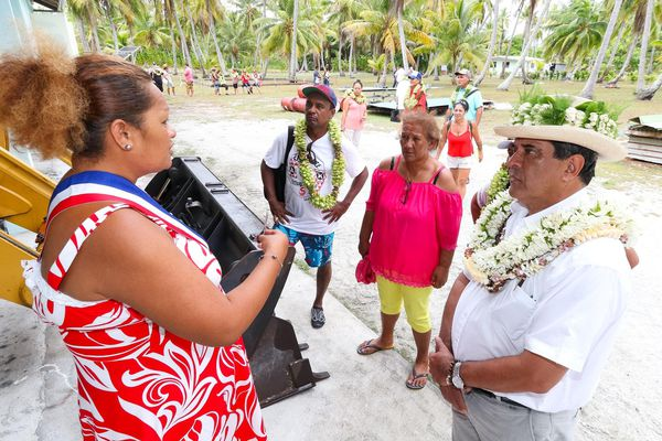 Gouvernement Tuamotu