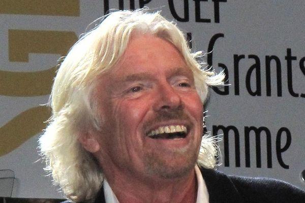 Richard Branson milite pour la protection des océans