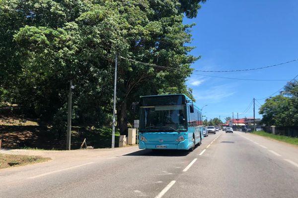 Bus de la Semop Agglo'Bus