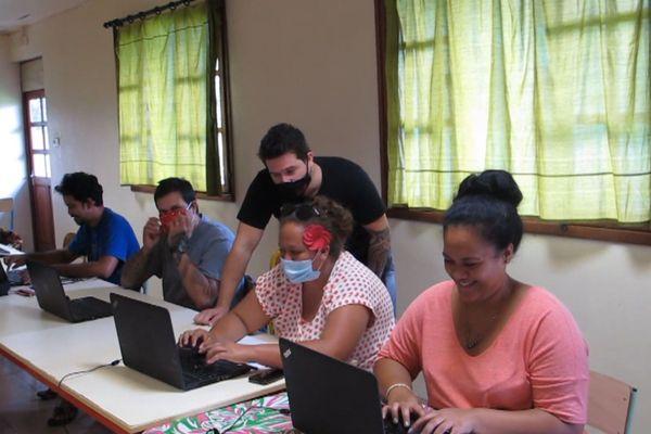 formation numérique Nuku Hiva