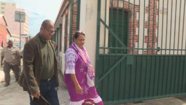 Provinciales 2019, Luther Voudjo et Germaine Nemia Bishop pour une liste commune aux îles.