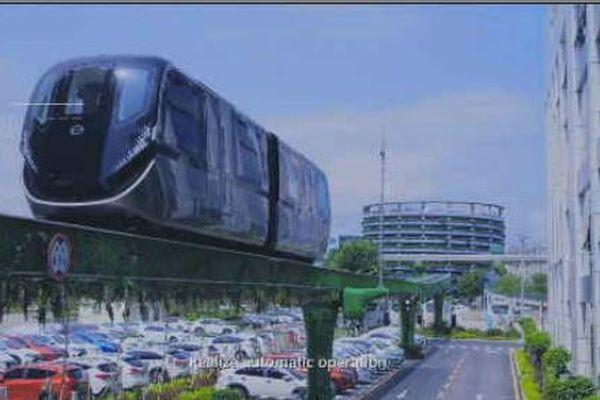 Le monorail, la solution aux problèmes de circulation ?