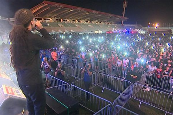Concert kalash Booba