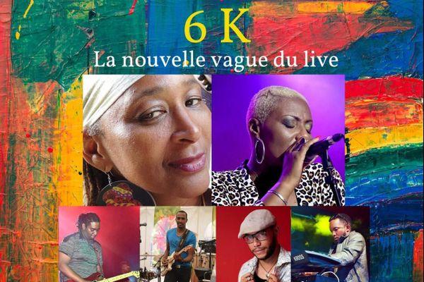 Musique du groupe 6K