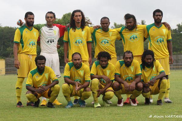 Super ligue 2021 : RC Poindimié