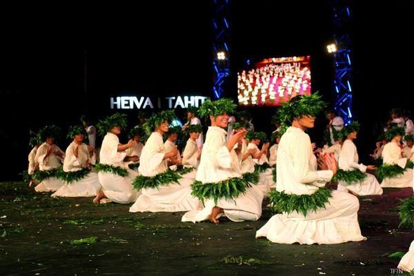 32 groupes inscrits au Heiva i Tahiti 2020