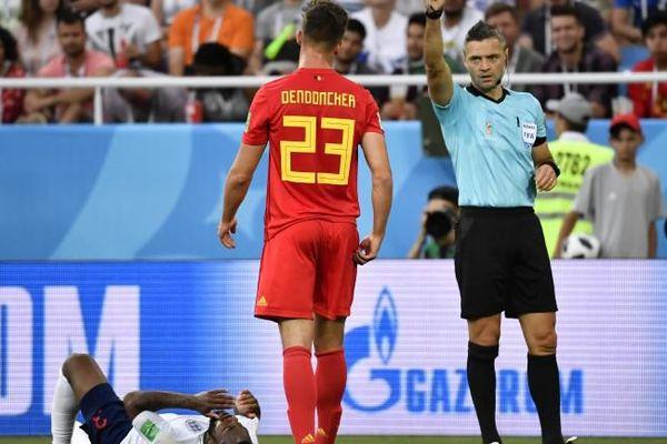 Coupe du monde 2018 : Belgique contre Anglettere