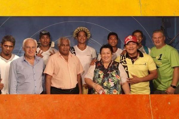 """XVIe Jeux Pacifique aux Samoa :  Te Toa 'Enana"""" avec Polynésie la 1ère !"""