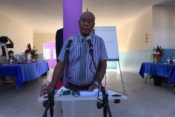 Madi Madi Souf maire de Pamandzi