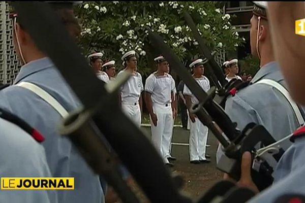 Les métiers de la marine dans les veines