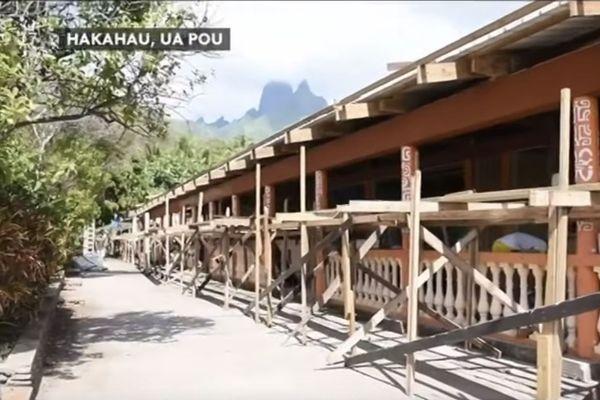 Ua Pou : les écoles en rénovation